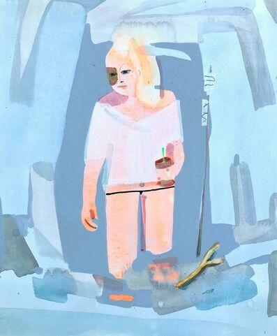 Erika Wastrom, 'Coffee Drink Wade', 2018