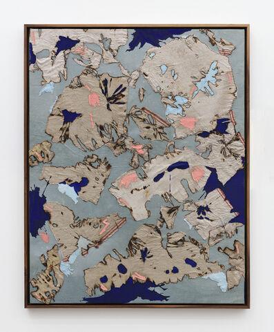 Samantha Thomas, 'Continental Drift #4', 2017