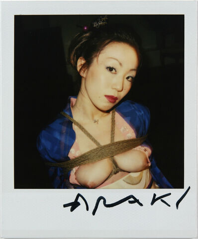 Nobuyoshi Araki, 'Kinbaku [Bondage], from the series »Polanography«', ca. 1980