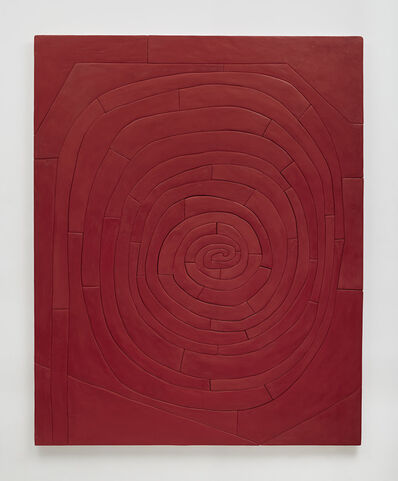 Sadie Benning, 'Untitled Red Spiral', 2015