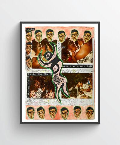 Dan Eldon, 'Brazilian Street Fair', 1990