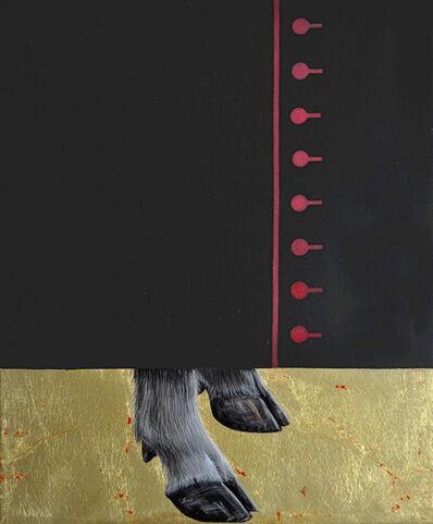 Mariajosé Gallardo, 'Pezuñas', 2017