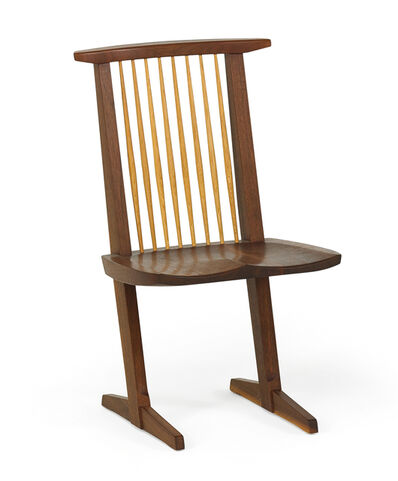 Mira Nakashima, 'Conoid chair, New Hope, PA', 1999