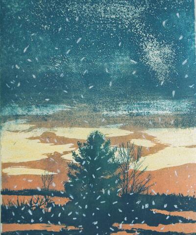 CathyJean Clark, 'First Snow', 2017