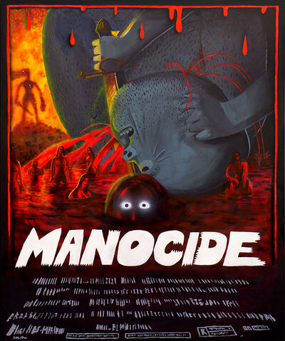 Woodrow White, 'Manocide ', 2017