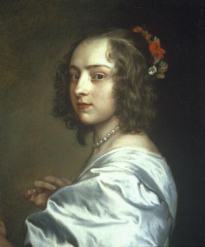 Anthony van Dyck, 'Margaret Lemon', 1638