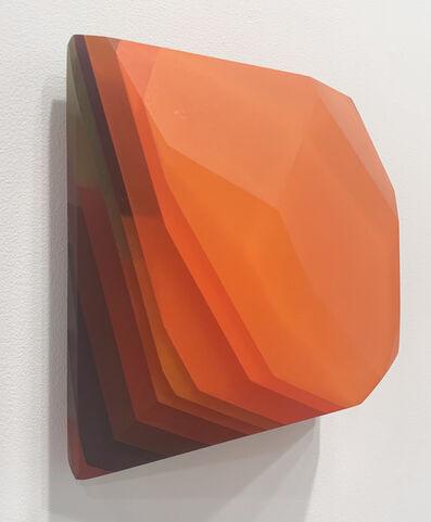Michelle Benoit, 'Slipstream Series: Red Roll', 2019