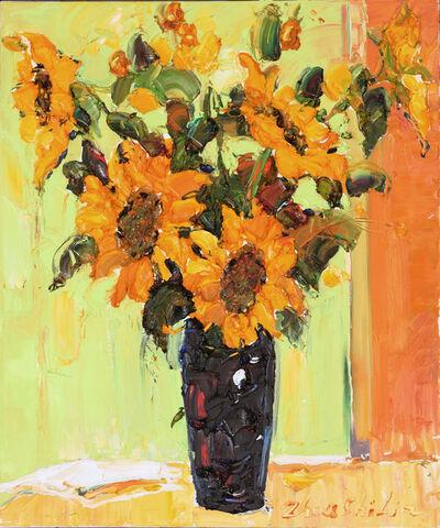 Zhou Shilin, 'Sunflowers #2', 2013