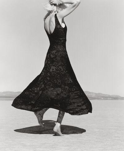 Herb Ritts, 'Nadja Auermann, El Mirage (c)', 1995