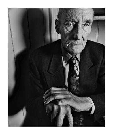 Alastair Thain, 'William Burroughs', 1988