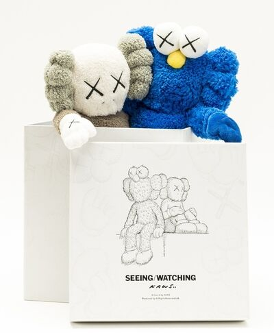 KAWS, 'Seeing/Watching', 2018