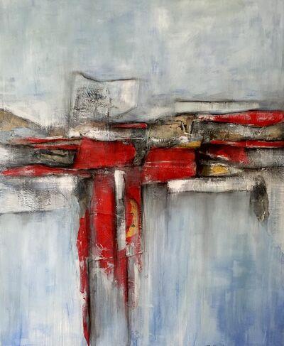 Thekla Papadopoulou, 'Fragments C'VI', 2017