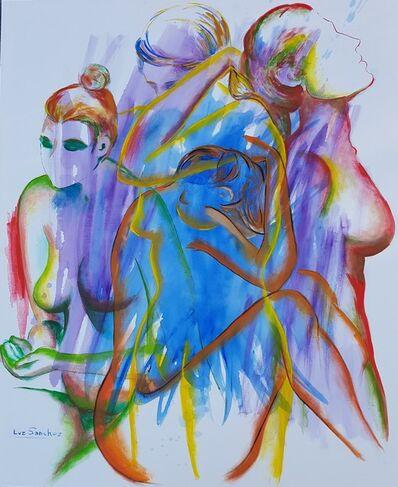Luz Sánchez, 'Silueta de Emociones', 2018