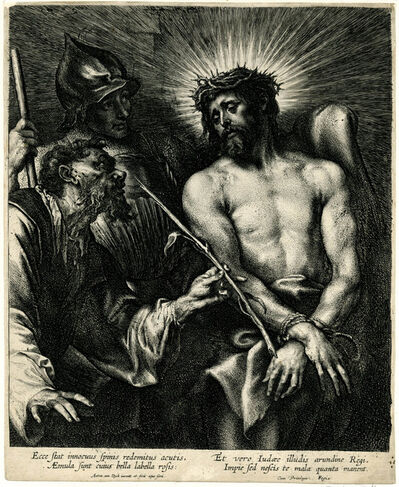 Anthony van Dyck, 'Christ Crowned with Thorns', ca. 1631
