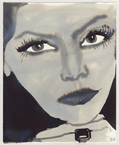 Gill Button, 'Greta Garbo', 2017