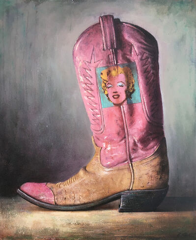 Ben Steele, 'Beauty and the Boot', 2014