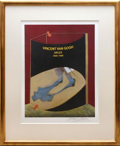 Francis Bacon, 'Hommage à Vincent Van Gogh', 1989