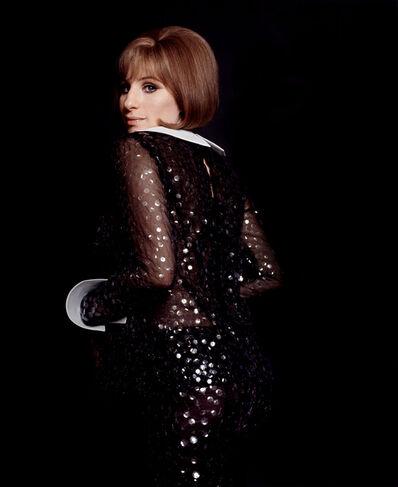Lawrence Schiller, ''Studio Hollywood 1969' from the portfolio 'Ten portraits of Barbra Streisand'', 1969