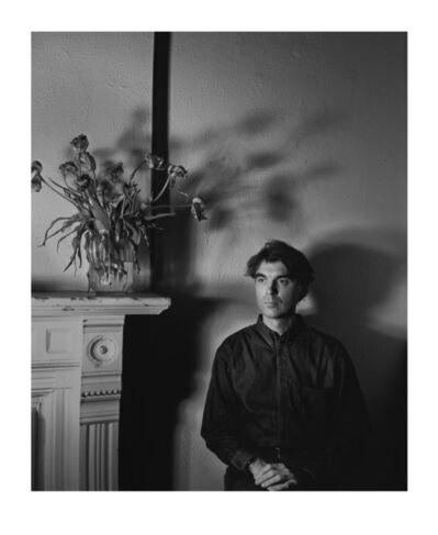 Alastair Thain, 'David Byrne', 1989