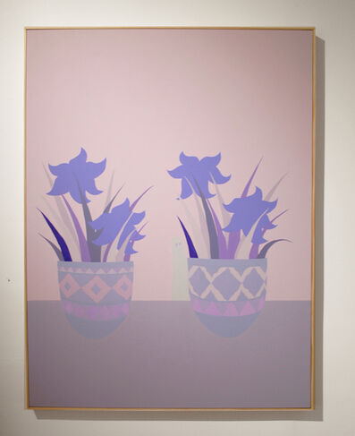 Harley Lafarrah Eaves, 'Good Mourning to You (Purple)', 2016