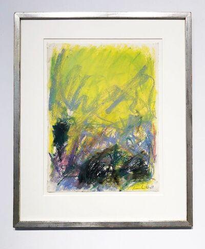 Joan Mitchell, 'Untitled ', 1980
