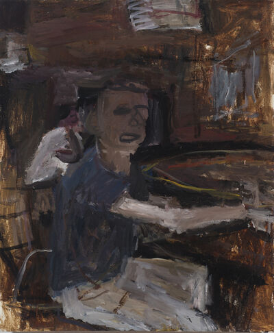 Janice Nowinski, 'At the Bar'