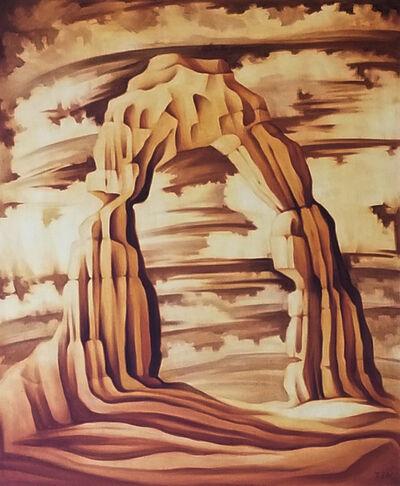 Jono Tew, 'Delicate Arch'