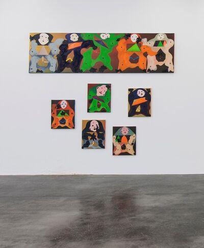 Philipp Schwalb, 'Wezen I–VI', 2013-2014