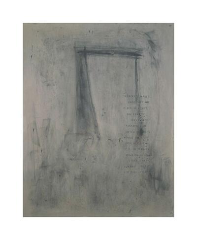 Raquel Rabinovich, 'Invisible Cities 6', 1984