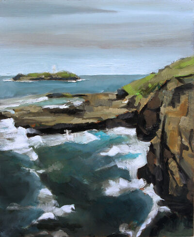 Simon Andrew, 'Godrevy Island'