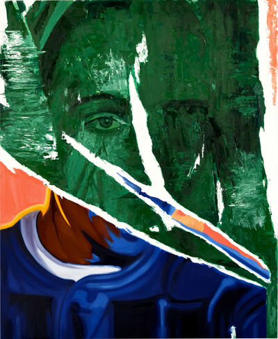 John Grande, 'Ripped and Torn', 2016
