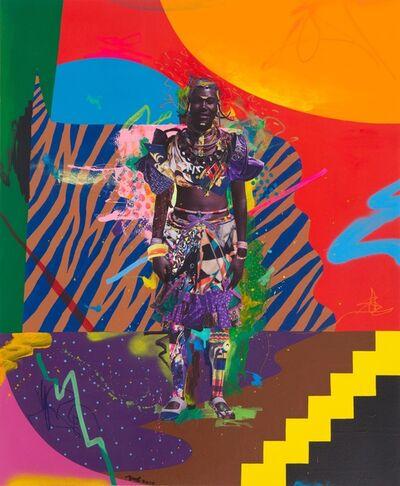 Yoh Nagao, 'Wonder Tribe: Zemba Lady', 2017