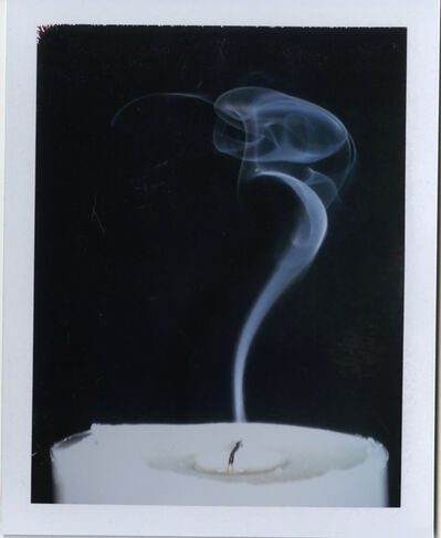 Fiete Stolte, 'Still Live with Candle #20', 2017