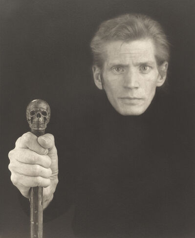Robert Mapplethorpe, 'Self-Portrait', 1988