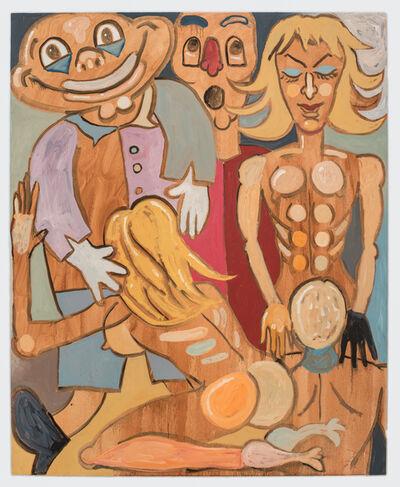 Brian Kokoska, 'Pleasure Pen (Blondes Have More Fun)', 2018
