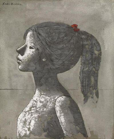 Xavier Bueno, 'Profilo c/codino', 1960s