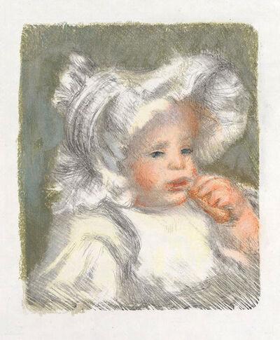 Pierre-Auguste Renoir, 'Enfant au Biscuit', 1898-1899