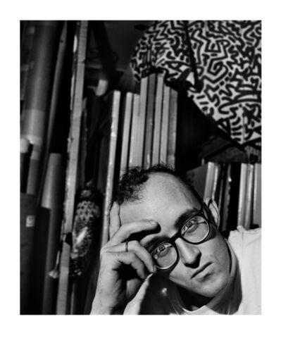 Alastair Thain, 'Keith Haring', 1988