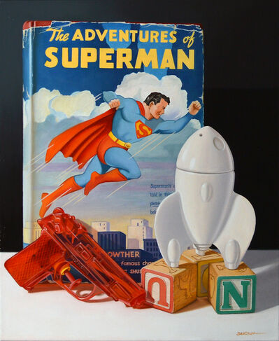 Jim Bandsuh, 'Superman: Cleveland's Native Son', 2016