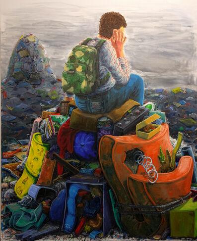 Willem Weismann, 'View from the top', 2017