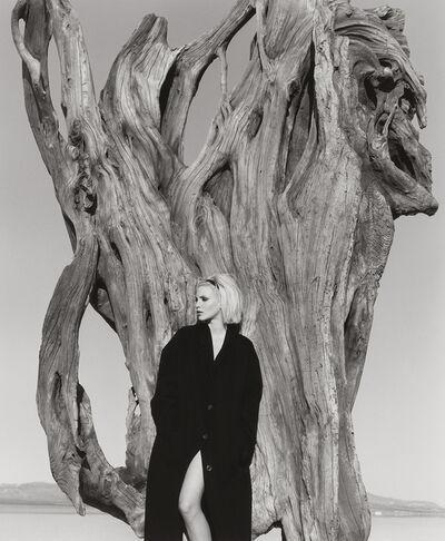 Herb Ritts, 'Nadja Auermann, El Mirage (b)', 1995