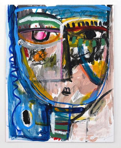 Lesley Grainger, 'Just Be Face', 2017