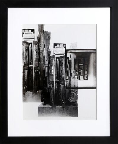 Louise Nevelson, 'Facades 3', 1966
