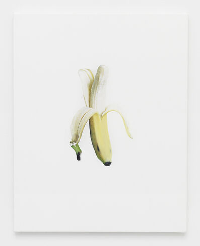 Haley Mellin, 'Banana Jpeg 4', 2014
