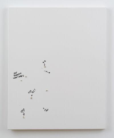 Addie Wagenknecht, 'Liberator Test Rounds 3', 2013