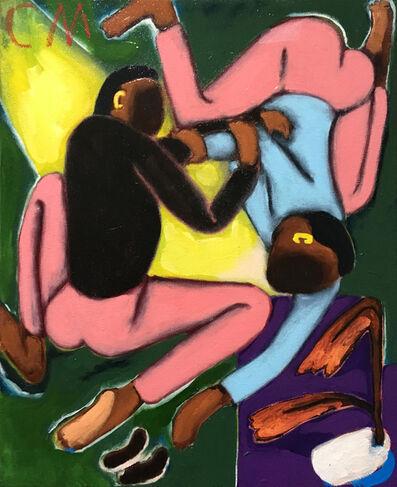 Conny Maier, 'Auf dem Lila Teppich', 2017