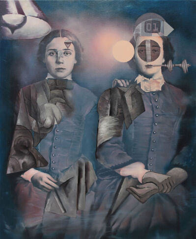 Asgar/ Gabriel, 'Doppelgänger', 2014
