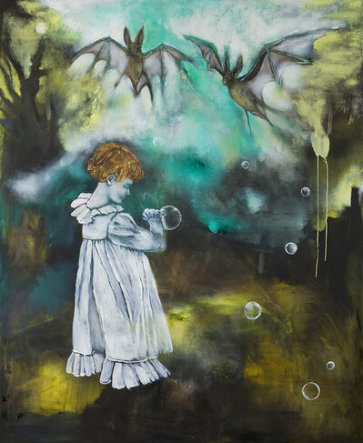 Therese Nortvedt, 'Bats and Bubbles'