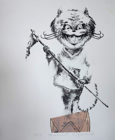 Stephanie Copoulos-Selle, 'Parade Cat', 2006