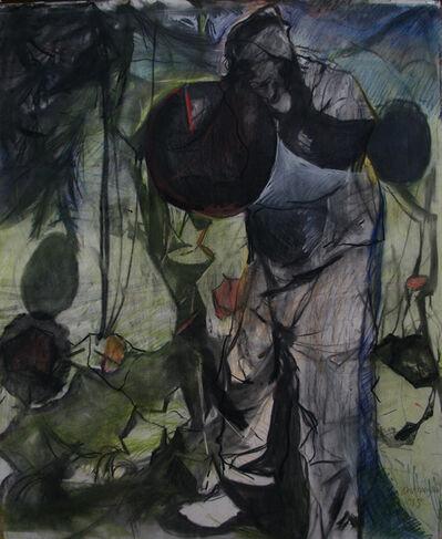 Zhu Xiangmin 朱湘閩, 'Blowing Ballons', 2016